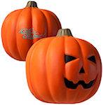 Halloween Pumpkin Stress Balls